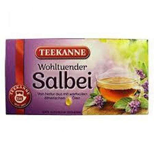 Teekanne Fix Salbei 20 x 1.5g