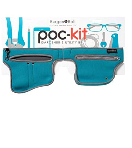 Burgon & Ball GKN/pockeuc tuin gereedschap Utility riem poc-kit – eucalyptus