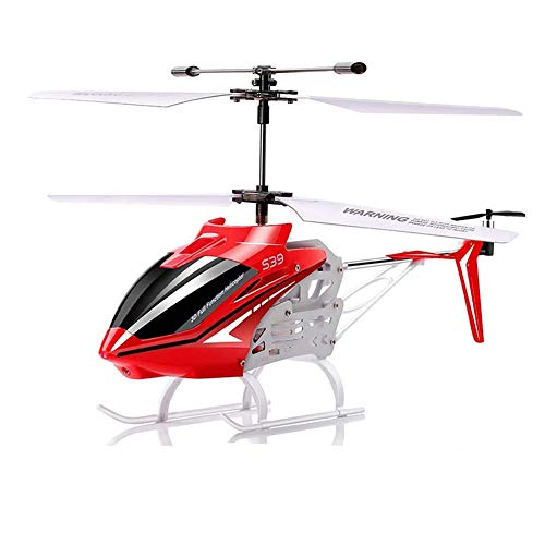 JINBAO RC Helicopter 3.5 Channels Remote Control Helicopter with Altitude Hold, Gyro and LED Light Remote Control Aircraft Flying Toys for Kids and Adults
