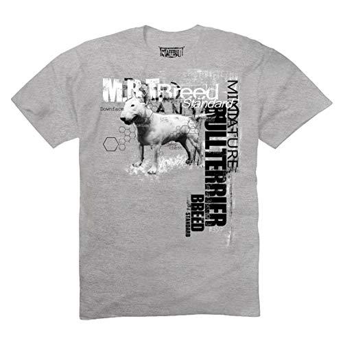 Miniature Bullterrier T-Shirt Breed Standard sg (M)