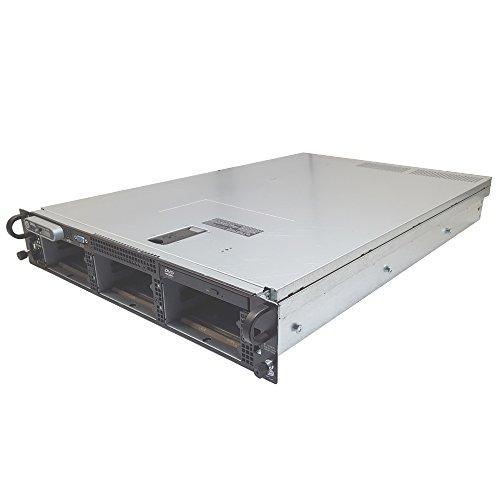 "Dell PowerEdge 2950 Gen II 2 Server 2x 3.0GHz Intel 5160 Dual Core Processors, 16GB RAM / Memory (8x 2GB PC2-5300,FB) 2x 146GB 15k SAS 3.5"" HDD Hard Drives 2 Power Supplies Perc 5i RAID Controller DRAC5 DVD-Rom"