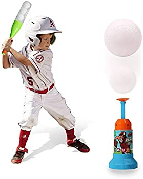 Exercise N Play Training Automatic Launcher Baseball Bat Toys
