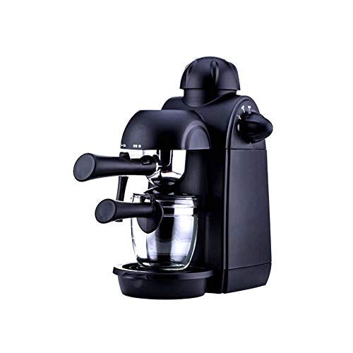 Kaffeemaschine kleines Haus kommerzielle Espresso halbautomatischen Dampfdruck-Pumpe Milchaufschäumer Frisch gemahlener