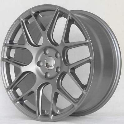 19'' wheels for BMW 640 650 GRAN COUPE XDRIVE 2013 & UP (Staggered 19x8.5/9.5)