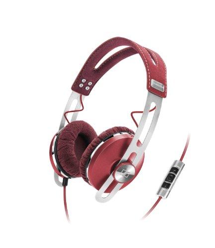 Sennheiser Momentum On-Ear-Kopfhörer rot