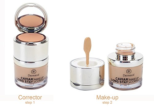 Dermacol Caviar Long Stay Maquillaje Corrector