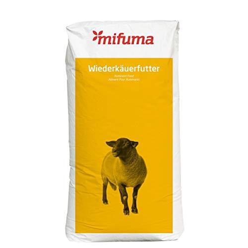 mifuma Schaffutter 25 kg Schafpellets Ziegenfutter Nutztierfutter Gentechnikfrei