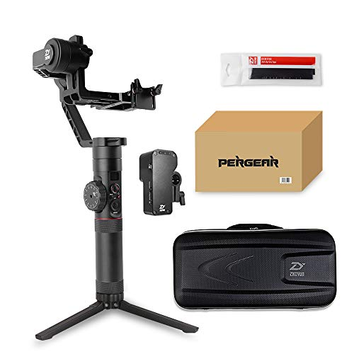 Zhiyun Crane 2 Follow Focus 3-Axis Handheld Gimbal, Servo Follow Focus...