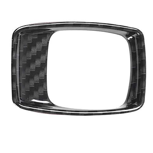 Fransande para Camaro 2017-2020 - Coche de fibra de carbono para salpicadero de coche, interruptor de encendido, mechero, descorreo, marco cubierta