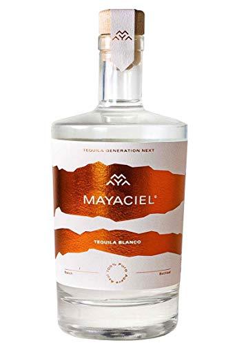 MAYACIEL Tequila Blanco – 100% Agave. 100% Organisch. – TEQUILA GENERATION NEXT – Natürlicher Premium Tequila, handgefertigt in limitierten Produktionsmengen