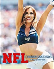 NFL Cheerleaders Calendar 2021-2022: Hottest Cheerleaders 18-Month July 2021 To December 2022 | Home, Desk, Office Supplies For NFL Fans, Boys, Men
