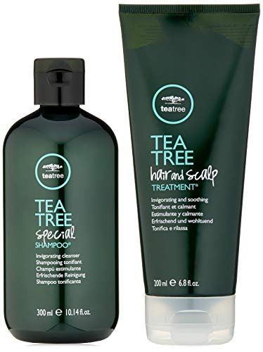 Tea Tree Tingle & Treat Scalp Indulgence Set