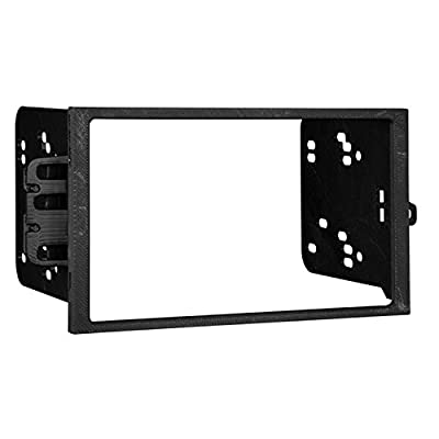 Metra Electronics Double DIN Installation Dash Kit for Select 1990-Up GM Vehicles