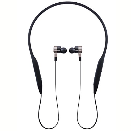 KEF PORSCHE DESIGN / KEF MOTION ONE - Bluetooth In-Ear Kopfhörer, Titanium