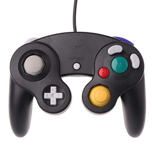yinuneronsty - Controlador de Juego con Cable NGC Gamecube para Control de Consola de videoconsola Wii con Puerto GC