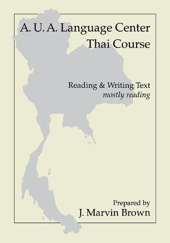 Thai Reading (Text Mostly Reading)