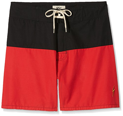 Lightning Bolt Surfari Boardshort Formula One, Bañador para hombre, Multicolor...