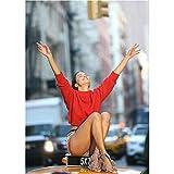QAQTAT Adriana Lima Top Model Star Poster und Drucke