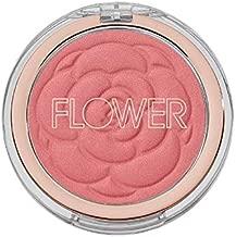 Flower Beauty Flower Pots Powder Blush - Smooth & Silky, Skin Tone Enhancing, Soft Satin Finish Makeup (Warm Hibiscus)