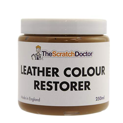 The Scratch Doctor 250ml Leather Colour Restorer for, used for sale  Delivered anywhere in UK