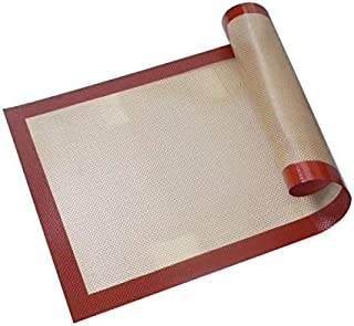 zapalorzo Toile de Cuisson Tapis Silicone 600x400 mm