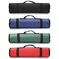 Waterproof 600D Oxford Cloth Folding Roll Bags Toolkit Storage Tool Bag
