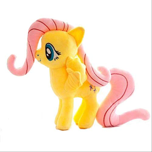 N\a My Little Pony Stuffed Plush Toy Soft Plush Doll Kids Gift- 30CM Fluttershy