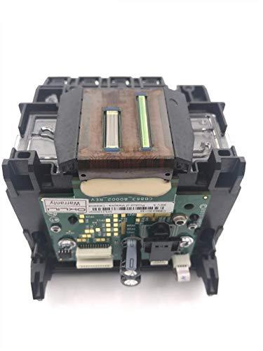 GzxLaY Ersatzdruckkopf 1X CB863-80002A 932 933 932XL 933XL Druckkopfdrucker Druckkopf/Passend für - HP/Officejet 6060 6060e 6100 6100e 6600 6700 7110 7600 7610