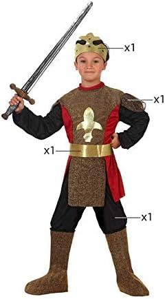 Arthur roi costume pour enfants