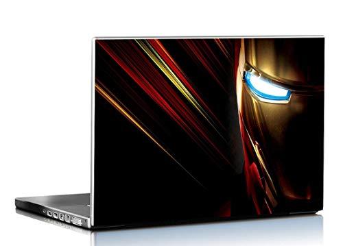 PIXELARTZ Laptop Skin - Iron Man - HD Quality - 15.6 Inches