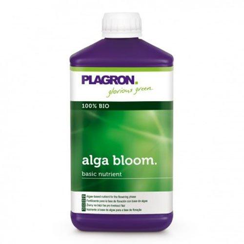 Fertilizante   Abono para el cultivo en Floración Alga Bloom de Plagron (500ml)