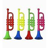 Widmann payaso de trompeta, varios colores, 30cm , Modelos/colores Surtidos, 1 Unidad