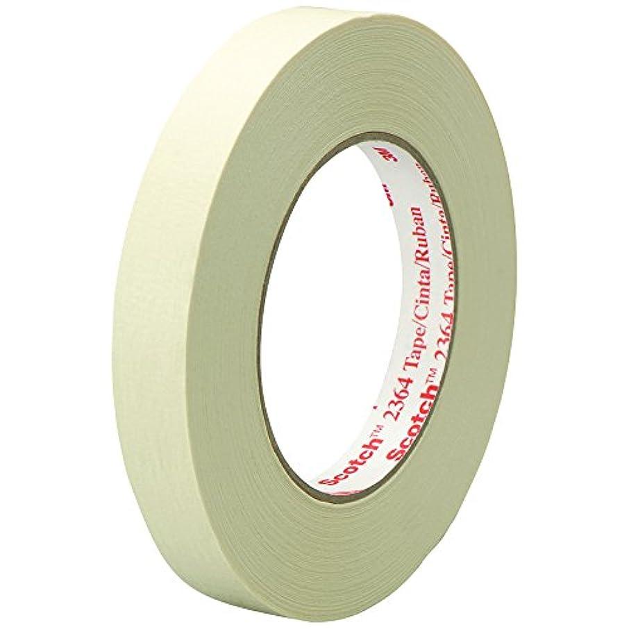 3M 2364 Masking Tape, 3/4