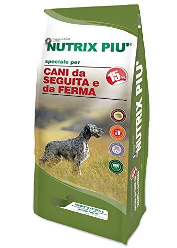Nutrix Più Crocchette Secche Cani da Seguita - 15000 gr