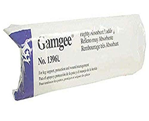 3M Gamgee High Absorb Padding for Dogs, Cats and Horses, 18-Inch by 7.6-Feet, 24-Roll/Case