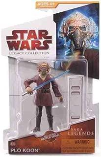 Hasbro Plo Koon Saga Legends SL13 Legacy Collection Star Wars Action Figure