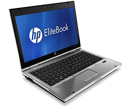 HP Elitebook 2560P Notebook PC - Intel I5 2620M 2.5ghz 8Ggb 320gb 12.5in Windows 10 Pro (Renewed)
