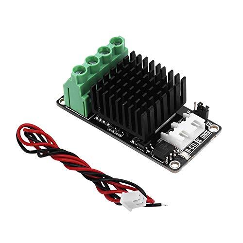 SUNERLORY Warmtebed Power Module Hotend Vervanging 3D Printer Onderdelen Expansie Board Laad Elektronische MOS Tube Eenvoudige installatie Met kabels Toevoegen Op Algemene RAMPS 1.4 Huidige