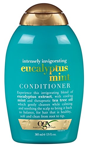 Ogx Conditioner Eucalyptus Mint 13 Ounce (384ml) (2 Pack)