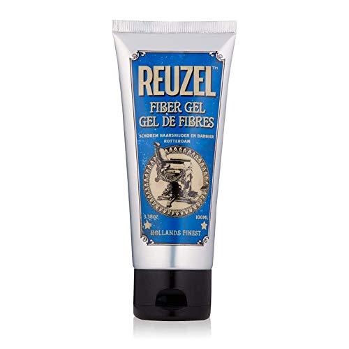 Reuzel Gel de Fibres pour Homme Sans Alcool avec Hamamélis/ Ortie/Extrait d'Aloe Vera 3/4 oz/10 ml