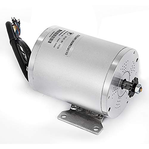 OldFe 48V Elektrischer Bürstenloser Gleichstrommotor 1800W Bürstenloser Elektromotor 4500 U Brushless Electric Motor