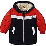 Timberland T06384 Z40 - Cazadora para bebé rojo 18 meses