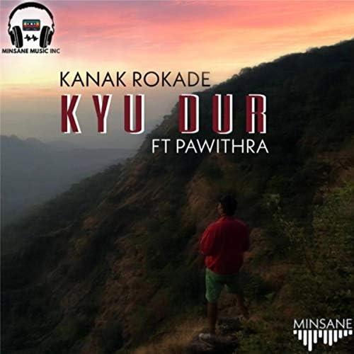 MInsane & Kanak Rokade feat. Pawithra