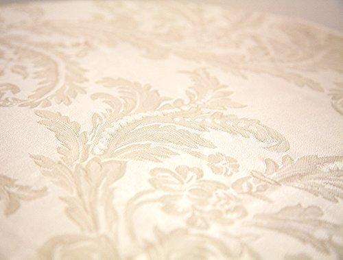 Tovaglia e tovaglioli damascati, set da tavolo per matrimoni ed eventi (personalizzabile) Ivory Damask Table Cloth 90' x 90' Square