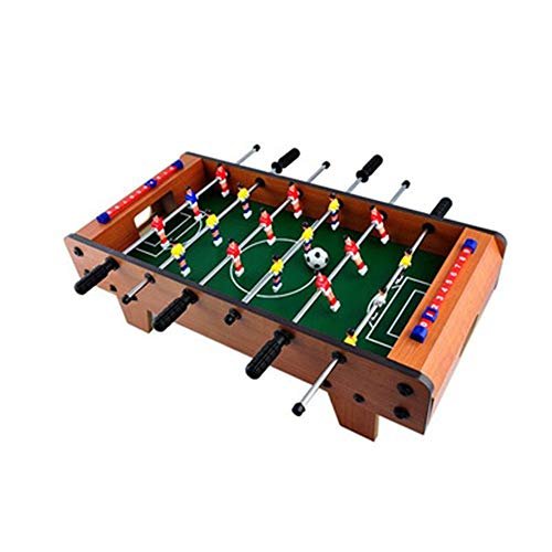 Great Deal! Zxcvlina-YX Foosball Soccer Competition Table Top Set Puzzle Table Football Machine Pare...