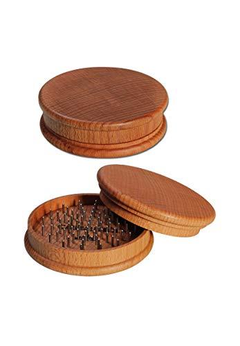 Macinino per legno 'Canamix' Crusher in legno di faggio, 2 pezzi, 93 mm. Macinaspezie