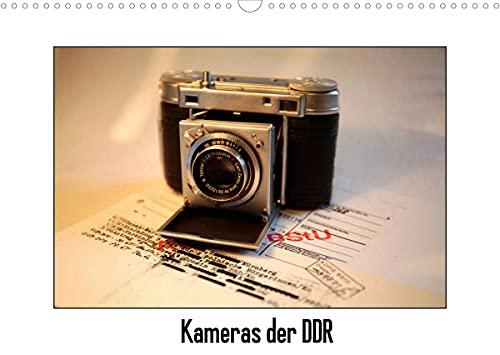 Kameras der DDR (Wandkalender 2022 DIN A3 quer)