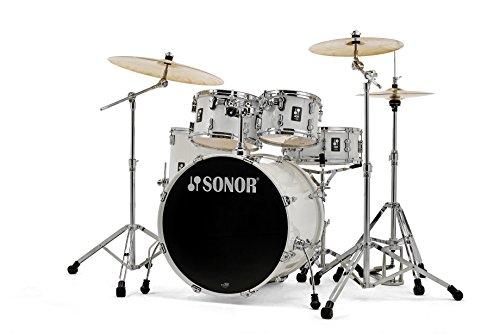 Sonor AQ1 Stage Set - Piano White