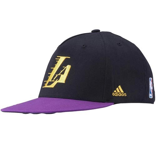 CAP 3S LAKERS - Casquette Lakers Basketball Homme Adidas