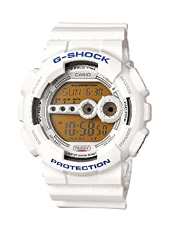 CASIO GD-100SC-7ER - Reloj de Caballero de Cuarzo, Correa de Resina Color Blanco (B004OYUNMS) | Amazon price tracker / tracking, Amazon price history charts, Amazon price watches, Amazon price drop alerts